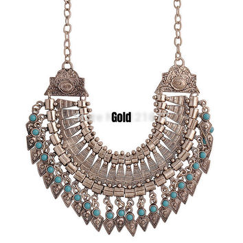 Trent Statement Necklace