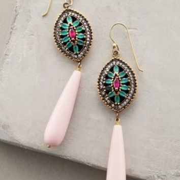 Vernazza Drops by Katerina Psoma Rose One Size Earrings