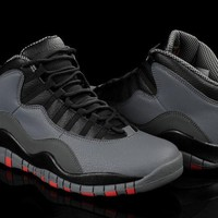 AIR JORDAN 10 (MIDNIGHT BLACK)