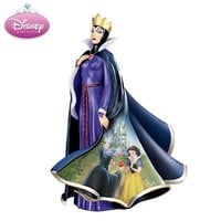 Disney's Evil Queen Figurine: Snow White and the Seven Dwarfs by The Bradford Editions