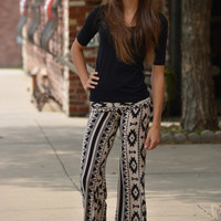 Sass and Class Palazzo Pants