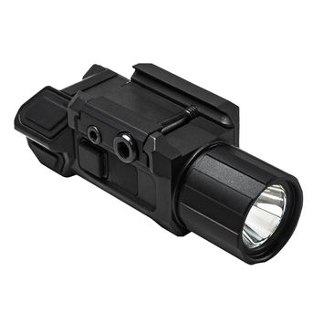 3W Ultra Bright 150 Lumen CREE LED Pistol Flashlight with Strobe Feature