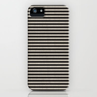 Stripes iPhone Case by Priscila Peress