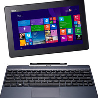 ASUS Transformer Book T100 Touchscreen Laptop, 64GB (RED)