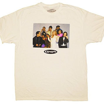 Clueless Gang Mens Graphic T-Shirt