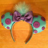 James P. Sullivan (aka Sulley) Inspired Ears