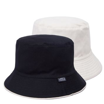 Bucket Hat Men Reversible Sun Cap 100% Cotton Fisherman Hats Women Outdoors Bob Chapeau