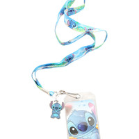 Disney Lilo & Stitch Beach Lanyard | Hot Topic