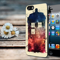 Dr Who Tardis Galaxy 4/4S/5/5S/5C Case, iPod Touch 4/5 Case, Samsung Galaxy S3/S4 Case