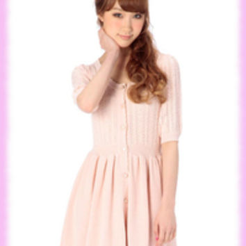 Liz Lisa Knit Winter Sweater Dress (NwT) from Kawaii Gyaru Shop