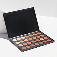 Rude Cosmetics No Regrets! 28 Matte Eye Shadow Palette | Urban Outfitters