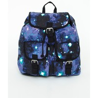 Missguided - Danea Galaxy Backpack
