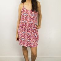 Tina Braided Racerback Dress
