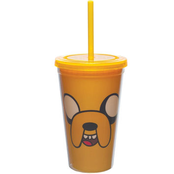 Adventure Time - Jake's Face Carnival Cup
