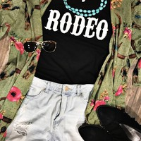 Rodeo Graphic tee (S-2XL)