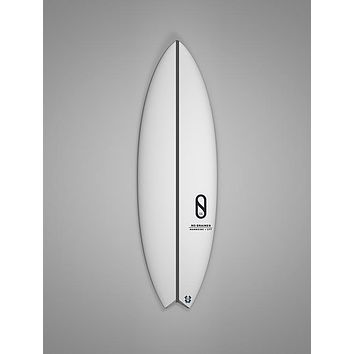 Slater Design No Brainer-5'5