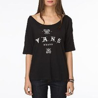 Product: King of Vans Solid Tee, Women