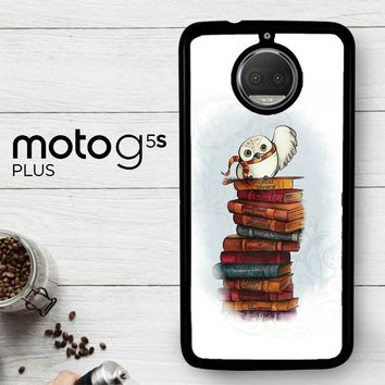 Hedwig Harry Potter Owl X4756  Motorola Moto G5S Plus Case