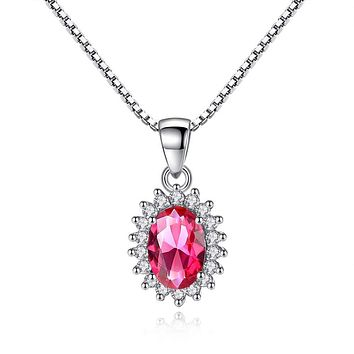 925 Sterling Silver Wedding Necklace