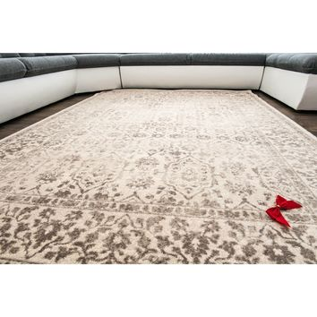 Vintage Collection Wool Area Rug - Blue