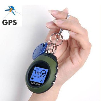 Mini GPS Receiver Tracker