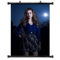 """Teen Wolf MTV TV Show Fabric Wall Scroll Poster (16"""" x 21"""") Inches"""