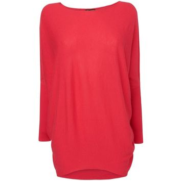 Phase Eight Long sleeve becca batwing knit jumper