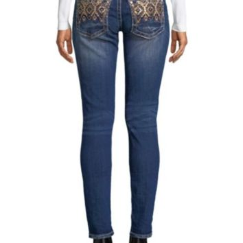 Miss Me South West Sunrise Skinny Jeans