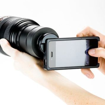 iPhone DSLR Mount