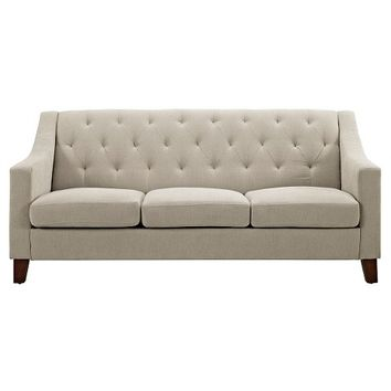 Felton Tufted Sofa Threshold From Target Apartment