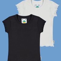 Lettuce Baby Tee Two-Pack