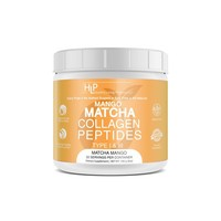 Mango Matcha Collagen Peptides