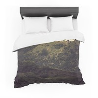"""Catherine McDonald """"Hollywood"""" Featherweight Duvet Cover"""