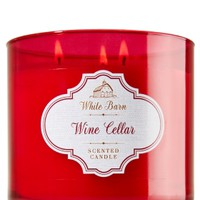 3-Wick Candle Wine Cellar