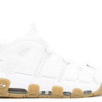 "Air More Uptempo ""white Gum"" - Nike - 414962 103 - white/white-bmb-gm light brwn 