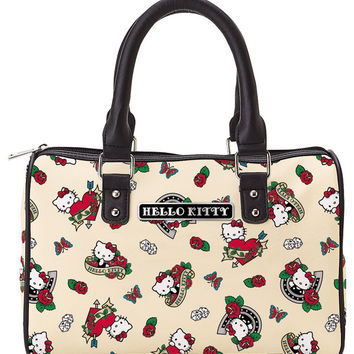 Hello Kitty Rose Satchel