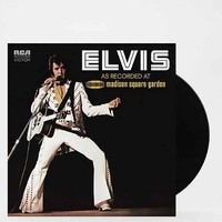 Elvis Presley - Elvis: As Recorded At Madison Square Garden LP