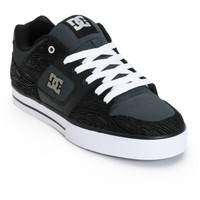 DC Pure XE Black Shoes