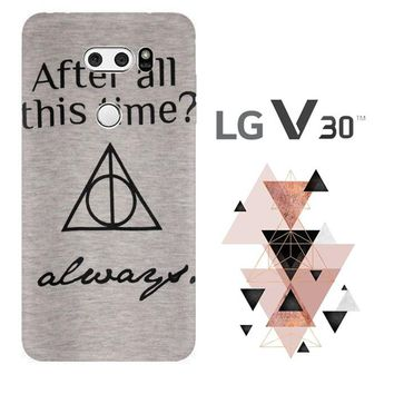 After all this time always quote harry potter LG V30 Case