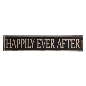 Happily Ever After Wall Decor 50-in