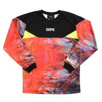 Electron Goalie Jersey Black / Multicolor