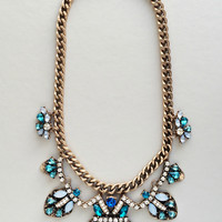 Sparkling Dervish Statement Necklace
