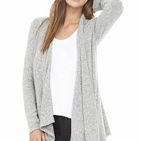 Gray One Eleven Draped Front Cover-up from EXPRESS
