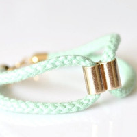 X Rope Bracelet - Available in 11 Colors