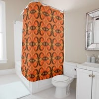 Rio Grande Sunset Shower Curtain