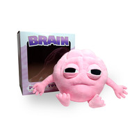 I'm Brain Full Size Plush Toy