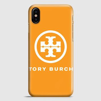 Tory Burch Logo iPhone X Case | casescraft