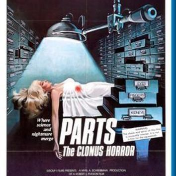 "Parts The Clonus Horror poster 24""x36"""