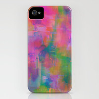 Crystal Pony iPhone Case by Amy Sia | Society6