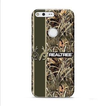 Realtree ap camo hunting Google Pixel 2 case